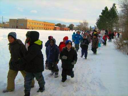 Wedensday Winter Walk 2