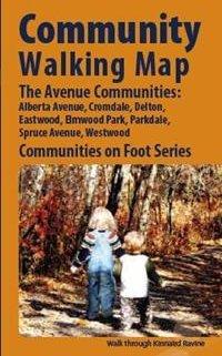 Edmonton Walking Map Cover