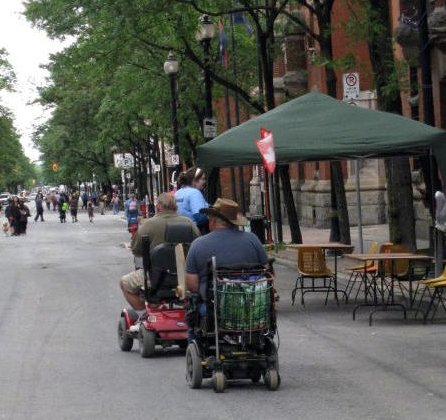 Hamilton-Open Streets