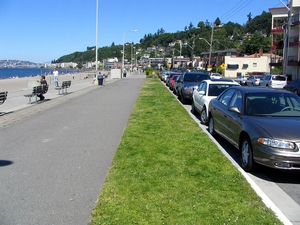 Seattle Sidewalk 2
