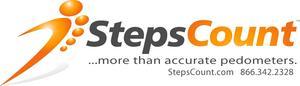 StepsCount Logo-E